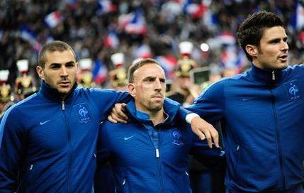 Pourquoi l'équipe de France en danger ?