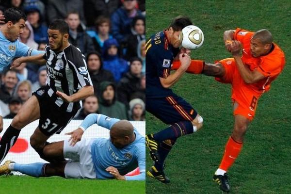 Pourquoi Nigel de Jong est la plus belle histoire du foot mondial ?
