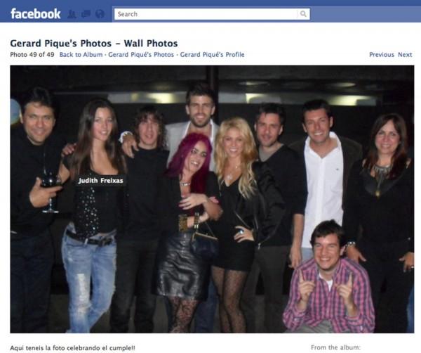 Gerard Piqué fait waka waka avec Shakira