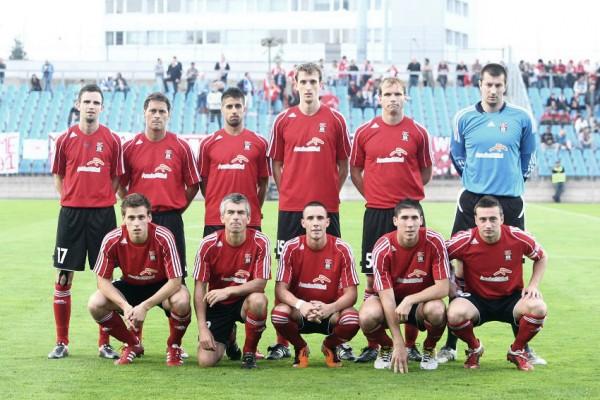 Un club luxembourgeois en passe de faire tomber l'Olympiakos