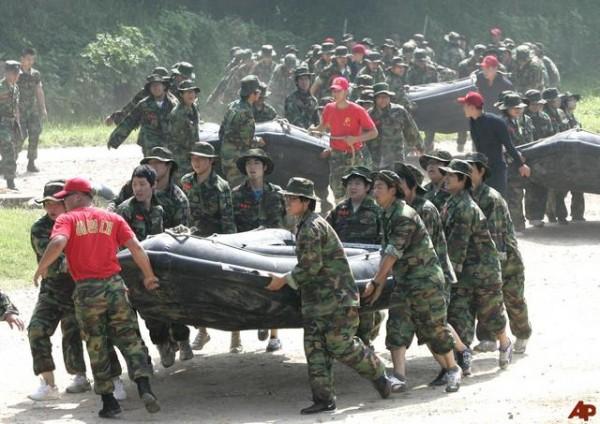 Le service militaire, arbitre du transfert de Park Chu-Young