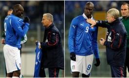 Balotelli est impertinent, même avec son maillot