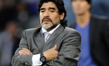 La lettre de Diego Maradona à Antonio Cassano
