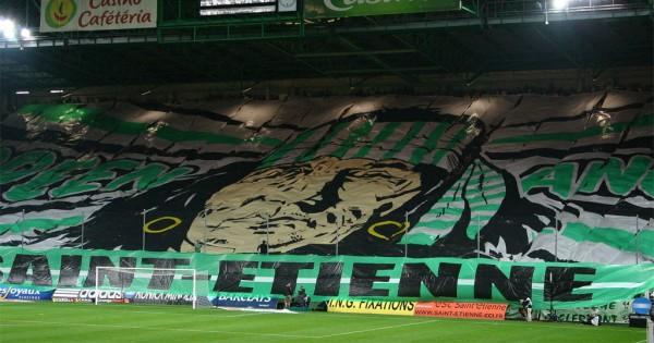 Fansfoot présente les Green Angels 92 – AS Saint-Etienne