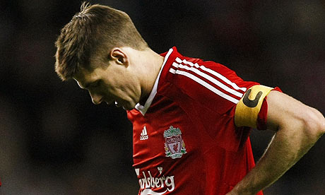 Liverpool négocie l'ère post-Gerrard