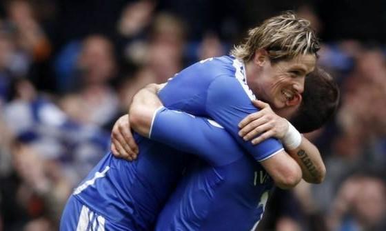 Fernando Torres a marqué !