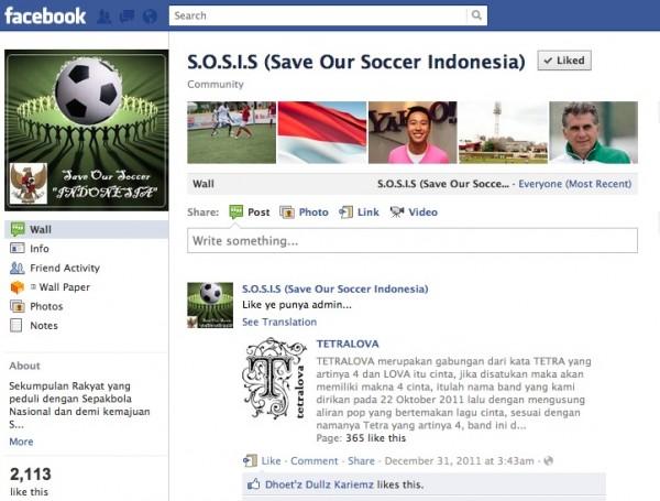 L'Indonésie voit double
