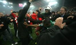 Le football grec est devenu incontrôlable