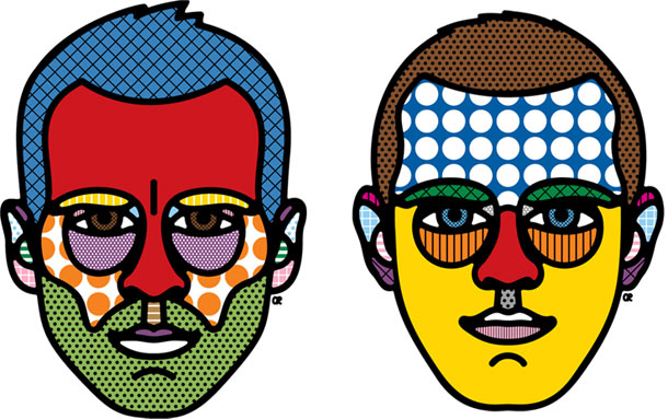 Turkish Airlines x Craig Redman Passenger Portraits : le football en pop art