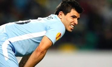 Blessures idiotes de footballeurs : Aguero innove