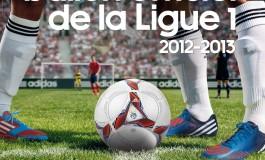 Nouveau ballon adidas LFP Ligue 1 2012-2013 « Le 80 »