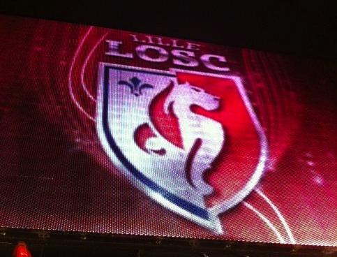 Le LOSC présente son nouveau logo