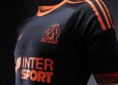 Gagnez le nouveau maillot adidas OM Third 2012/2013