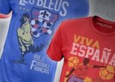 "Concours : gagnez des tshirts True Rivalry ""France"""