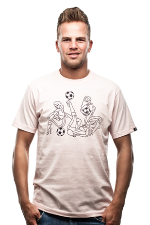 Concours 1 : gagnez un tshirt pin up avec Les Voyages en Ballon