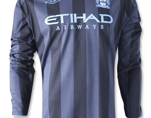 Maillot third 2012-2013 de Manchester City par Umbro