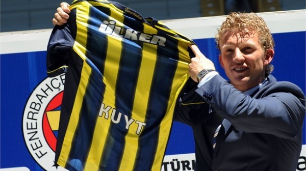 Cireur de banc professionnel ? Direction Fenerbahçe