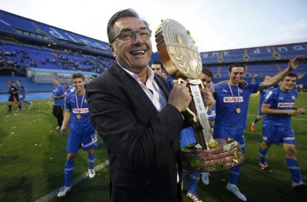 Dinamo Zagreb : la formation à tout prix