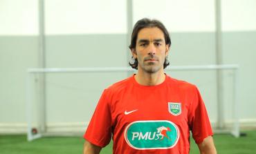 Robert Pirès va s'entraîner avec Saint-Maurice en Gourgois