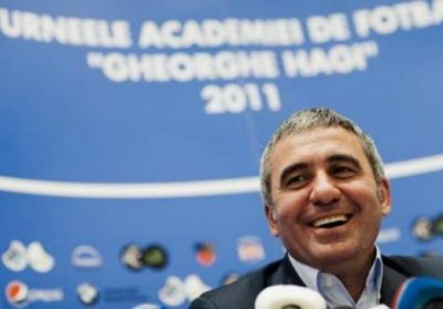 L'Académie Gheorghe Hagi, vivier roumain