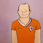 Matthew Craven, le graphiste cartoon du football