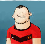 "Matthew Craven, le graphiste ""cartoon"" du football"