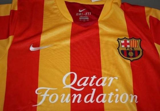 Le maillot extérieur du Barça 2013-14 a déjà fuité
