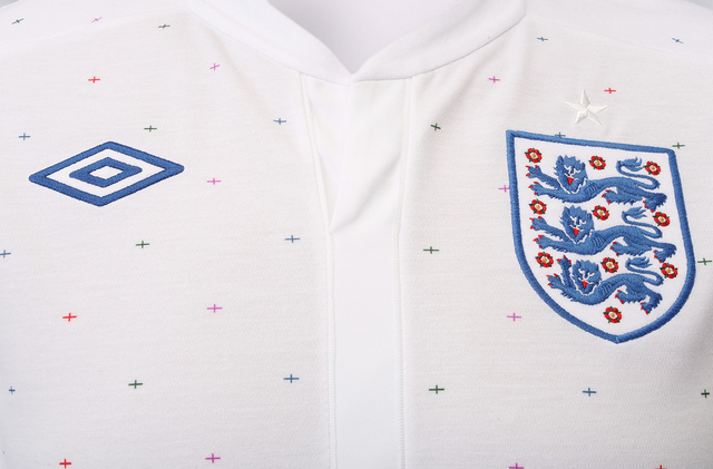 Nike avec l'Angleterre : saccage culturel ?