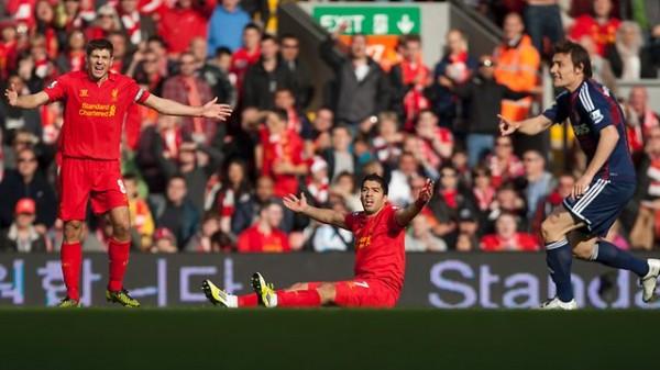 Luis Suarez, autant arnaqueur quartilleur