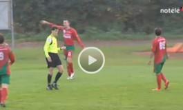 Le gardien belge arrête un penalty grâce... au speaker