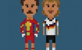 8-bit football ou comment revivre les grands moments de football