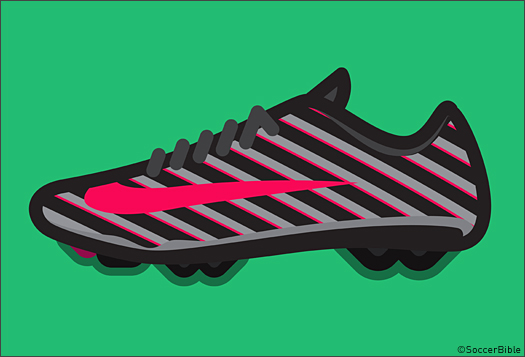 Illustrations Kick Draws CR par Rhyen Ellis x SoccerBible