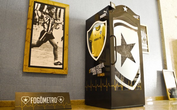 Botafogo mesure la passion de ses supporters