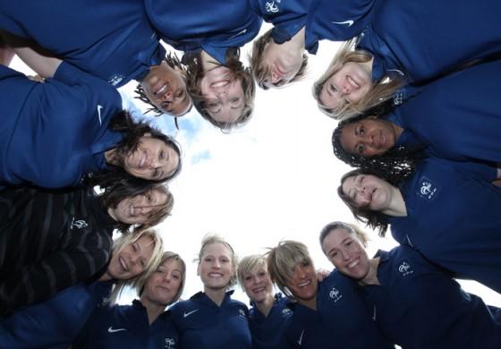 La montée en puissance du foot féminin hexagonal