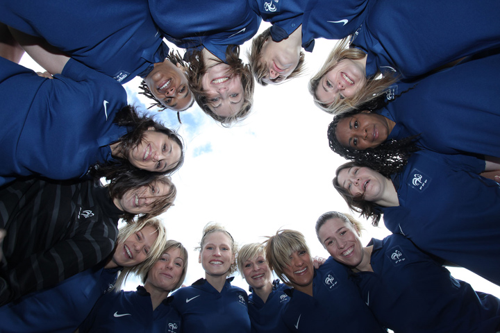 ligue des champions feminine