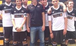 PKFoot a participé au tournoi #Z5Orange avec Zidane