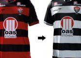 """My blood is red and black"" remplit le maillot de l'ES Vitoria"