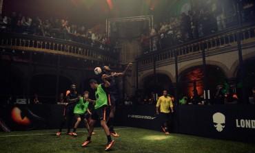 Nike invente un nouveau format foot pour la Hypervenom