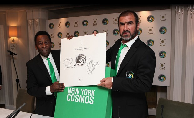New-York Cosmos : Twice in a Lifetime