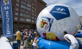 Hyundai sera très visible lors de la prochaine Coupe du Monde