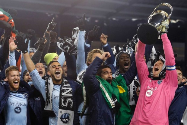 Le Sporting, c'est à Kansas City