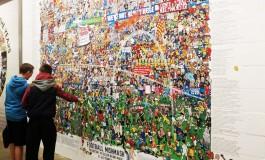 Football Mishmash, toute l'histoire du football sur un seul poster
