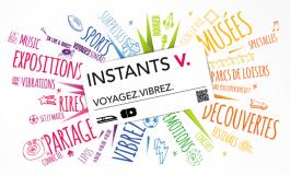 "PKFoot et Voyages-sncf.com te font gagner ton voyage ""Les Instants V."" !"