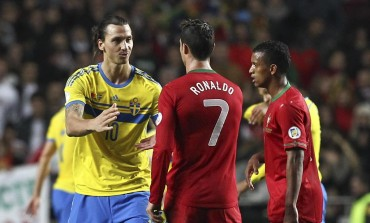 Le cadeau d'anniversaire de Zlatan à C.Ronaldo