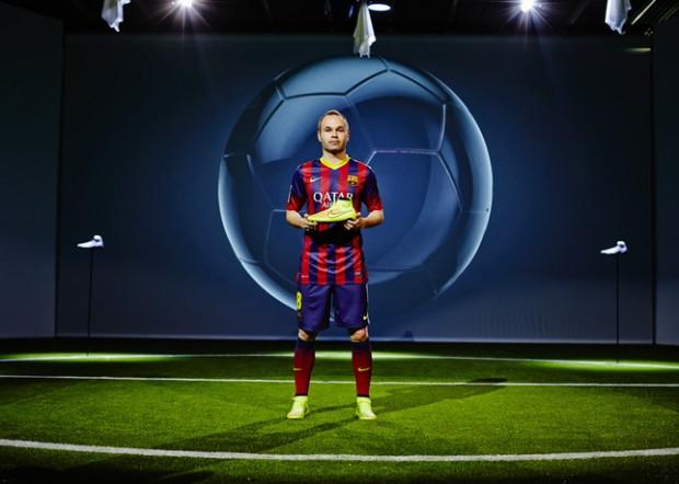 Nous étions à Barcelone pour le lancement de la Nike Magista