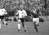 Le football à l'heure de la guerre froide