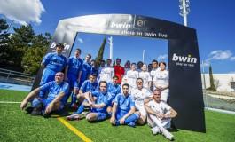 Deux jours au coeur du Real Madrid avec bwin