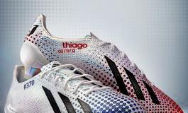 Adidas lance une paire en hommage au record de Messi