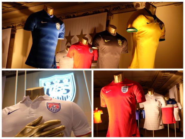 Nike Football est prêt pour la Coupe du Monde 2014 au Brésil