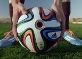 adidas embarque six caméras dans le Brazuca